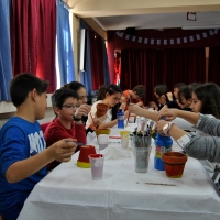 Πασχαλινή γιορτή και καλωσόρισμα της Άνοιξης στο 6ο Δημοτικό Σχολείο Δάφνης